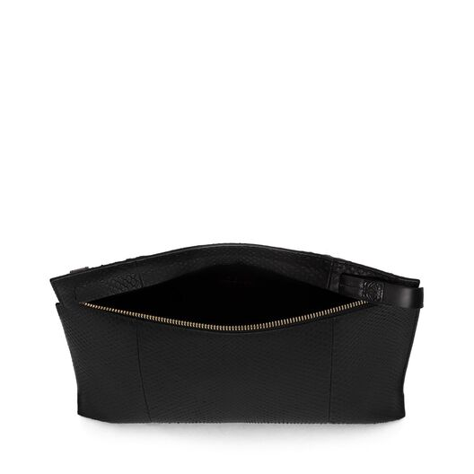 LOEWE T Pouch Black all