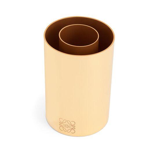 LOEWE Pencil Pot Gold all