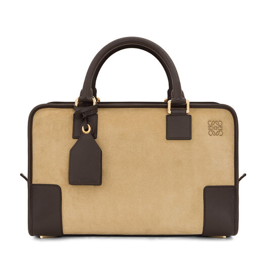 LOEWE Amazona Bag Gold/Brown all