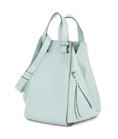 LOEWE Hammock Bag aqua front