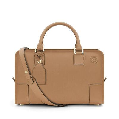 LOEWE Amazona Bag Mink front