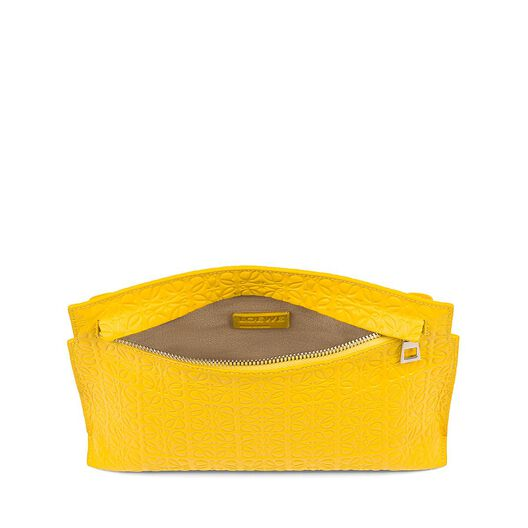 LOEWE T Mini Bag Yellow all