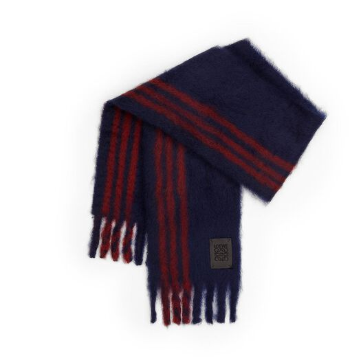 20X160 Three Stripes Scarf