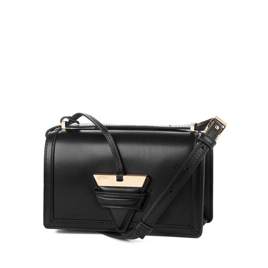 LOEWE Barcelona Small Bag Black all