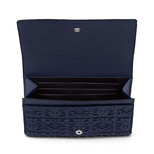 LOEWE Medium Wallet Marine all