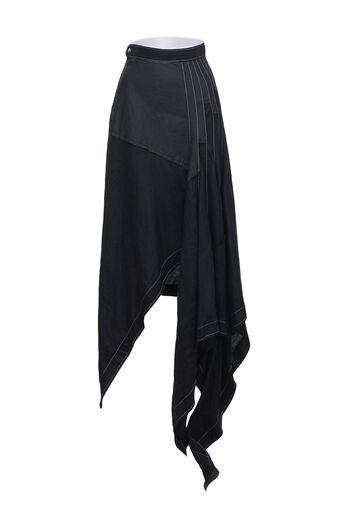Skirt Handkerchief Hem