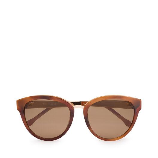 LOEWE Talaia Sunglasses Havana all