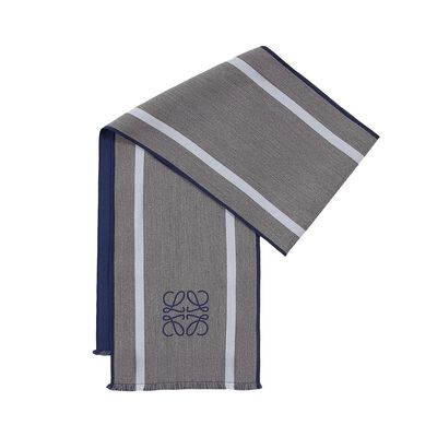 30X200 Anagrama&Stripes Scarf