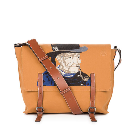 Milit Messenger Fisherman Bag