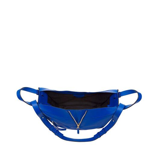 LOEWE Hammock Small Bag Electric Blue all