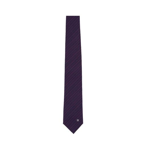 7Cm Diagonal Stitch Tie