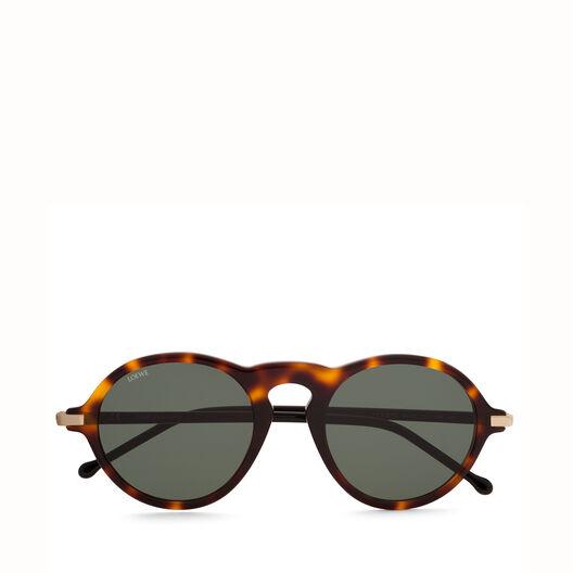 LOEWE Alcaufar Sunglasses Havana all