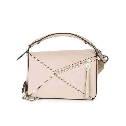 LOEWE Puzzle Small Bag Ash all