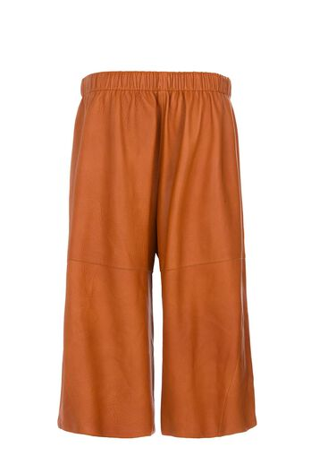 LOEWE Shorts Cognac all