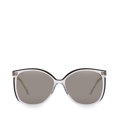 LOEWE Vedra Sunglasses Transparent/Black front