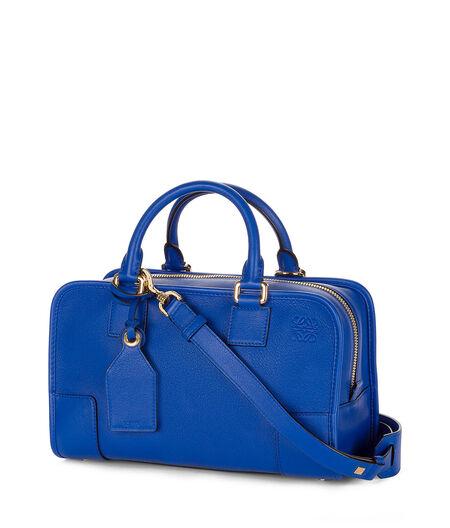 LOEWE Amazona 28 Bag Electric Blue all