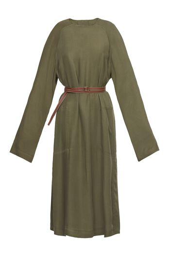 Tunic Dress W/ Belt