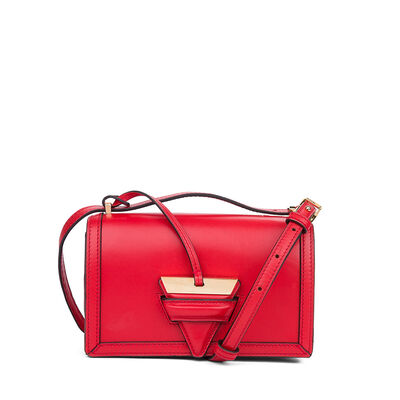 LOEWE Barcelona Small Bag primary red front