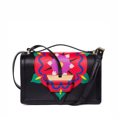 Barcelona Flower Bag