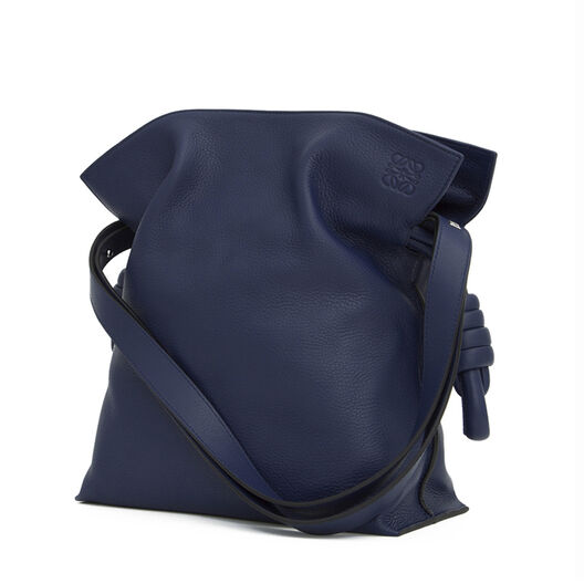 LOEWE Flamenco Knot Bag Marine all