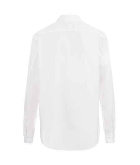 LOEWE Shirt Thread Collar Detail White all