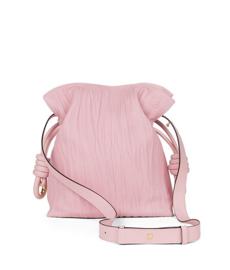 LOEWE Flamenco Knot Bag Soft Pink all