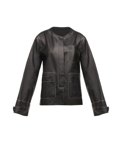 LOEWE Jacket Black front