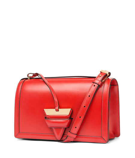 LOEWE Barcelona Large Bag Primary Red all