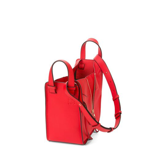 LOEWE Hammock Small Bag Primary Red all