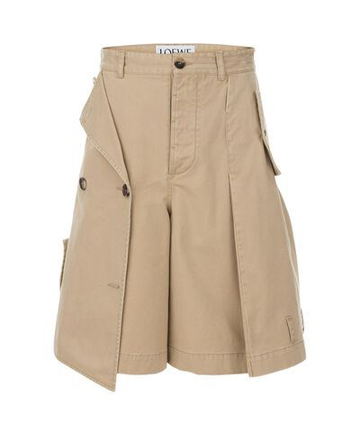 Trench Shorts