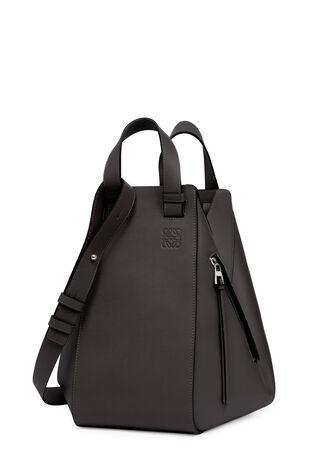 LOEWE Hammock Bag Black front