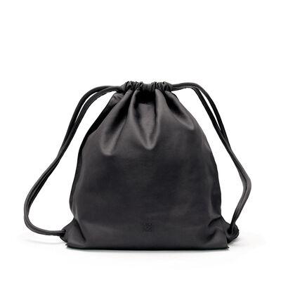 LOEWE Yago Backpack Black front