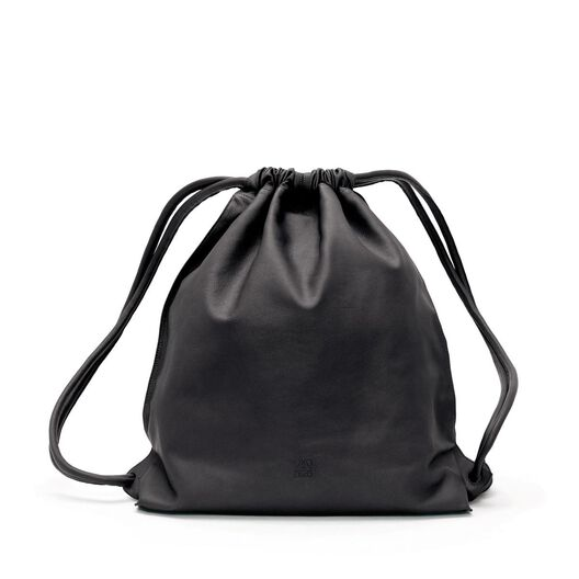 LOEWE Yago Backpack Black all