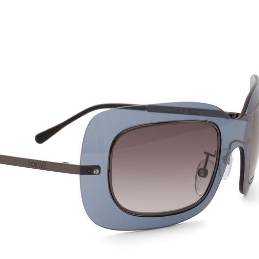 LOEWE Sandra Sunglasses Blue all