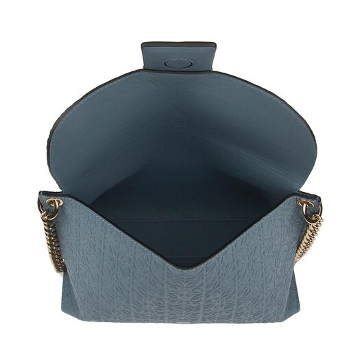 LOEWE Avenue Bag Stone Blue all