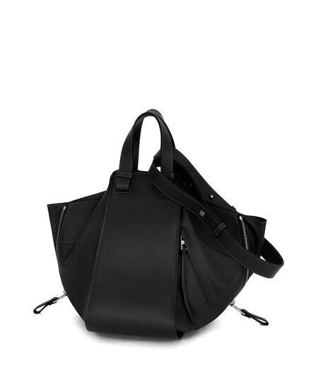 LOEWE Hammock Bag Black all