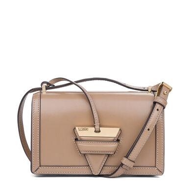 LOEWE Barcelona Bag Mink front