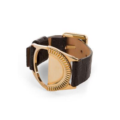 LOEWE Watch Bracelet Black front
