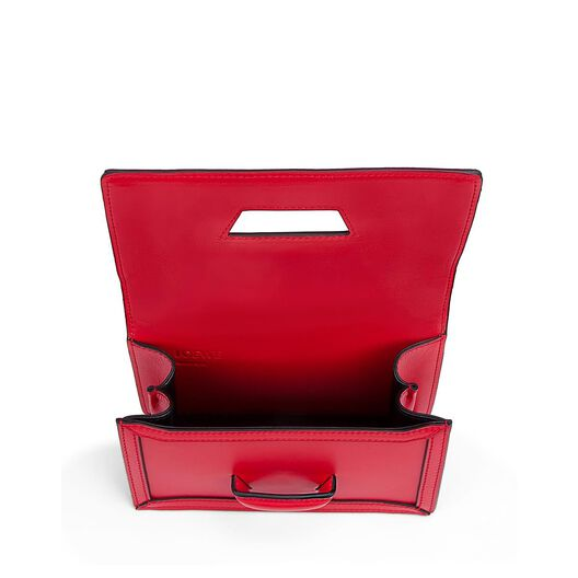 LOEWE Barcelona Small Bag Primary Red all