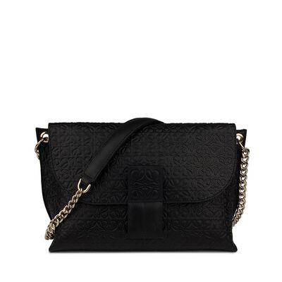 LOEWE Avenue Bag Black front
