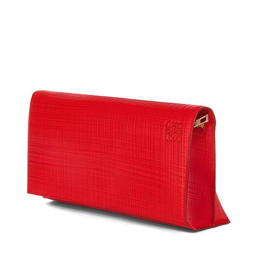 LOEWE Vega Bag Primary Red all