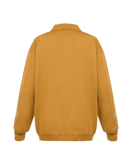 LOEWE Animals Poloneck Sweater Camel all