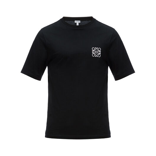 LOEWE Anagram T-Shirt Black all