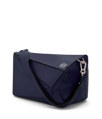 LOEWE Bolso Puzzle Xl Marine front