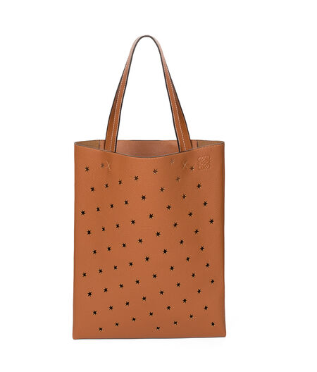 Vertical Tote Stars Bag