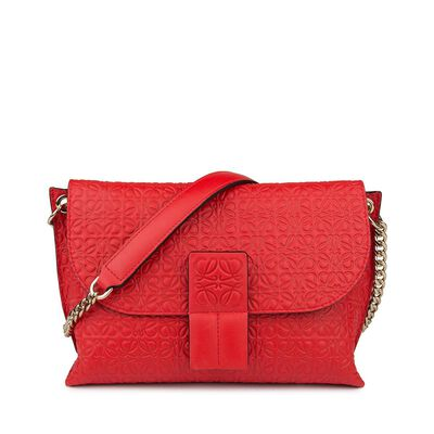 LOEWE Avenue Bag Primary Red front