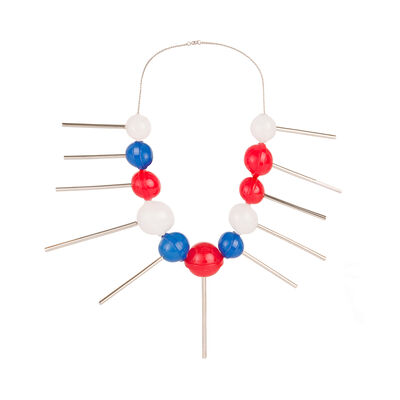 LOEWE Lollipop Necklace Multicolour front