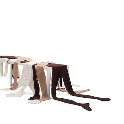 LOEWE Set Double Bench And Figures White/Multicolor front