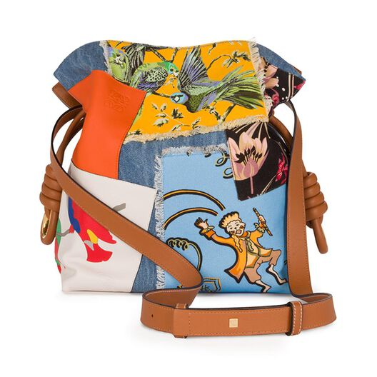 Flamenco Knot Paulas Ibiza Bag