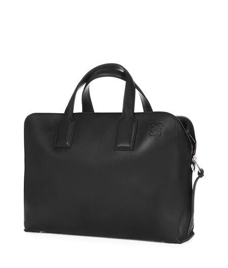 LOEWE Goya Briefcase Black all